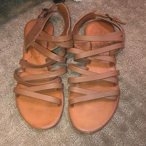 coconut by matisse sandals